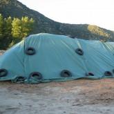 4-) Vert Rouleau 4 x 50m 200g /m² 200m²