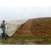 Toptex White Roll 9.8 x 12.50 m 110 g / 122.50 m²
